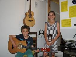 Anton et Inès