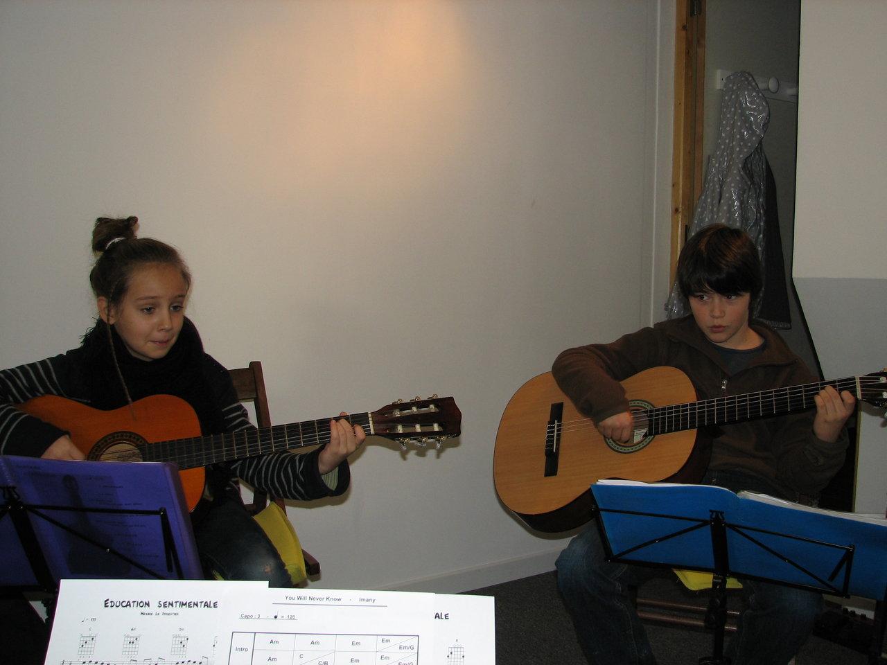 Yael et Diego