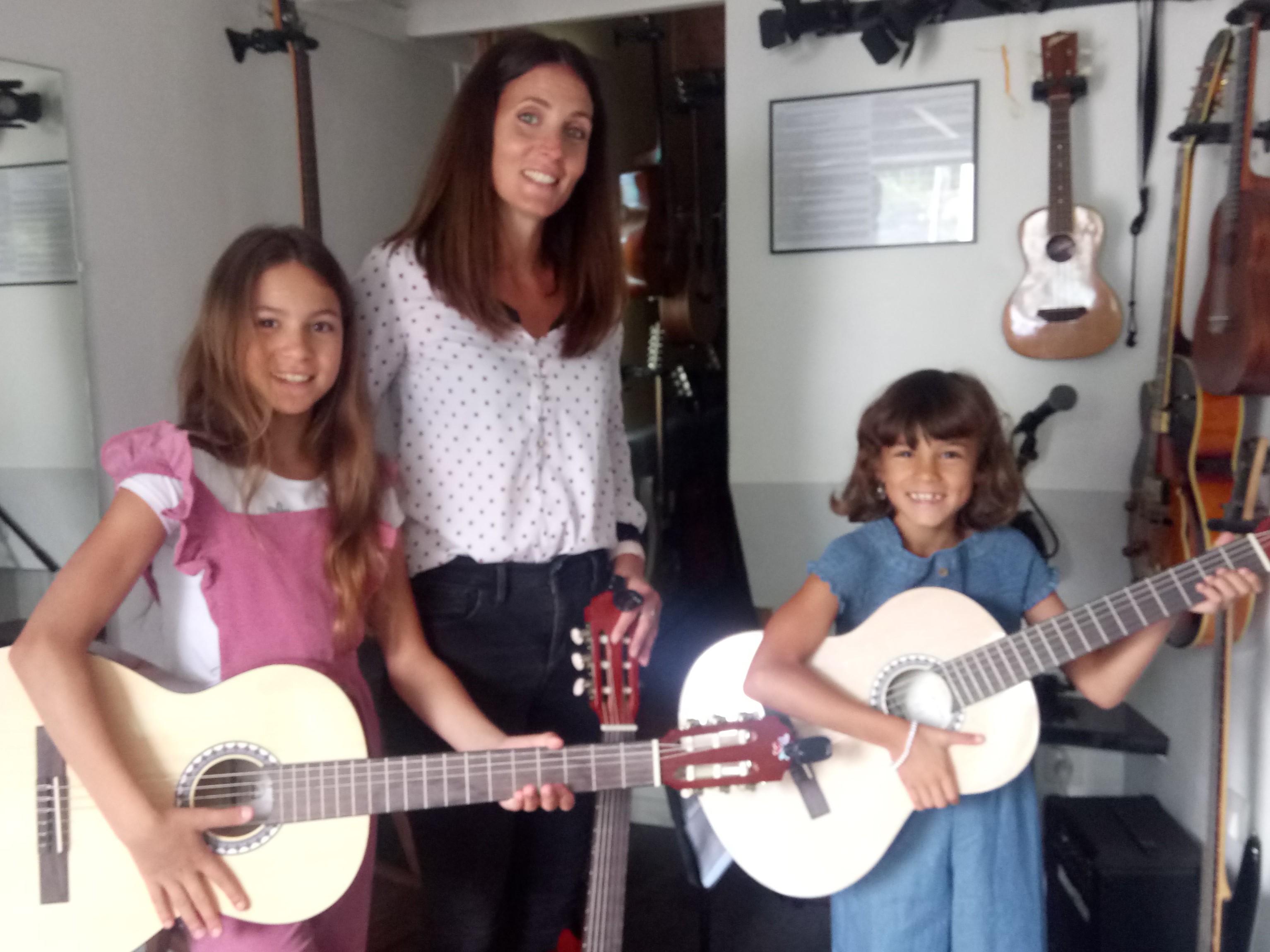 Shainess, Alexandra et Inaya