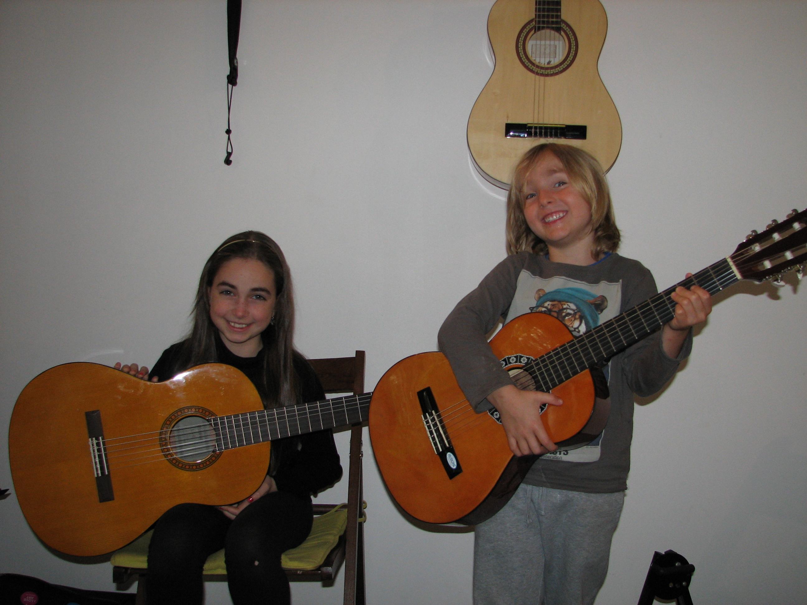 Ainho et Diego