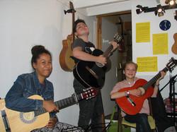 Lorea, Pablo et Lisa