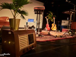 L'intime et le joyeux : le Glaïeuls Paradise exporte ses concerts en appartement.... en salle !