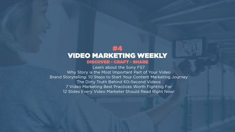 Video Marketing Weekly | Issue #4