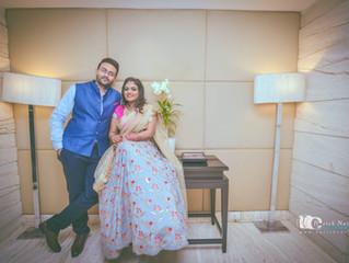 Ankita Ayush Engagement