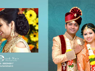 Dakshata + Vinayak Wedding Album