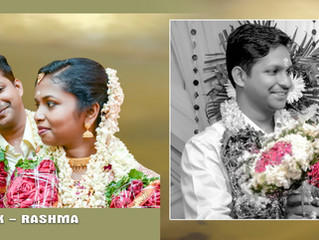 Karthik Rashma Wedding Album