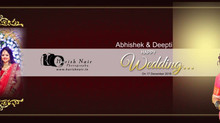 Abhishek weds Deepti Wedding Album