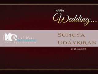 Supriya Uday Kiran Wedding Album