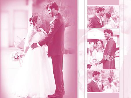 Lijo Diana Wedding Album