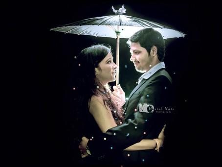 Sunita Apurva Pre Wedding Photo shoot