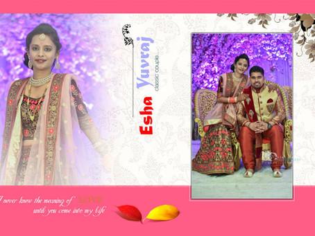 Esha + Yuvraj Wedding Album