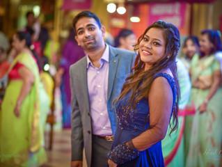 Deesha Vijay Engagement