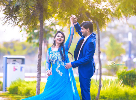 Priyanka + Aditya Pre Wedding Photoshoot