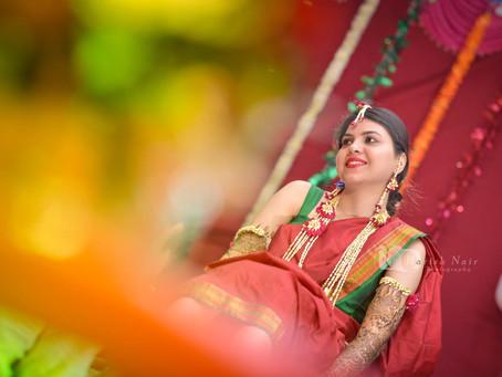 Swati weds Gautam