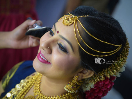 Nayana Weds Akhil