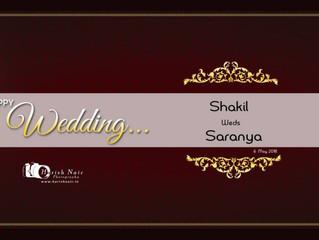 Shakil Saranya Wedding Album