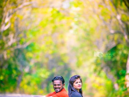 Shrinivas Laxmi Pre Wedding