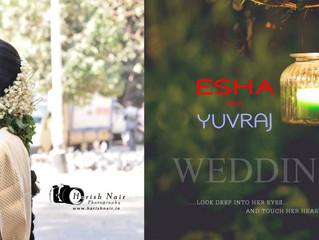 Esha Yuvraj Wedding Album