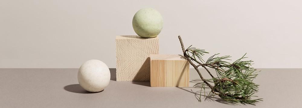 Koti Lifestyle | Hetkinen soap balls, lagom in skincare