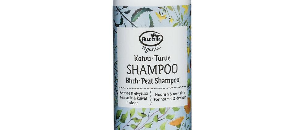 Frantsila Birch and Peat Shampoo