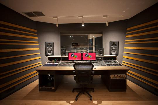 Estudi de gravació Cansons