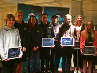 WHiPA Presents 2016 Lloyd Morrison Aquatic Scholarships