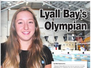 Lyall Bay's Olympian