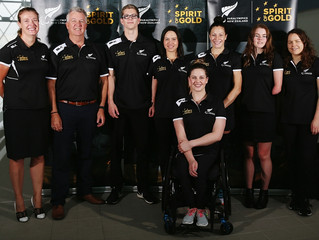 Mary Fisher named in Paralympics team for Rio 2016