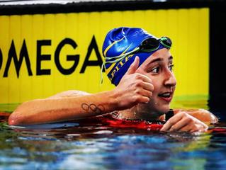 Emma Robinson, 2017 WHiPA Lloyd Morrison Aquatic Athlete Scholarship recipient