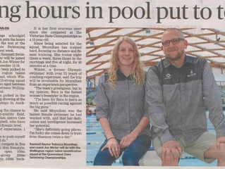 Long hours in pool put to test
