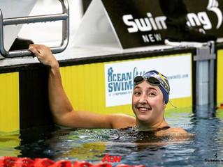 Congratulations to WHiPA Lloyd Morrison Scholarship Recipient, swimmer Emma Robinson