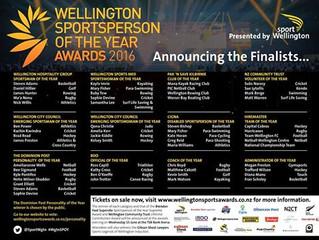 Wellington Sportsperson of the Year Awards 2016