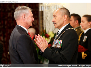 WHiPA Trustee John McBeth recognised with Member of the New Zealand Order of Merit
