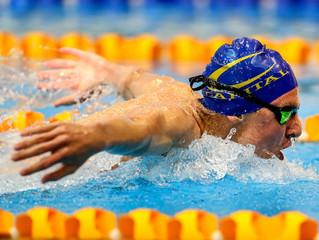 Congratulations to WHiPA Lloyd Morrison Aquatic Athlete Scholarship recipient, swimmer Lewis Clarebu