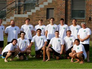 2016 Scholarship Recipients Wellington Waterpolo Schoolboys Team