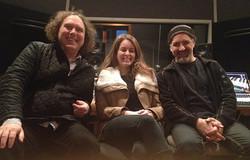with Brian Seeger & Alex Bosworth