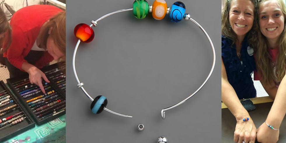 Changeable Bead Bracelet Workshop