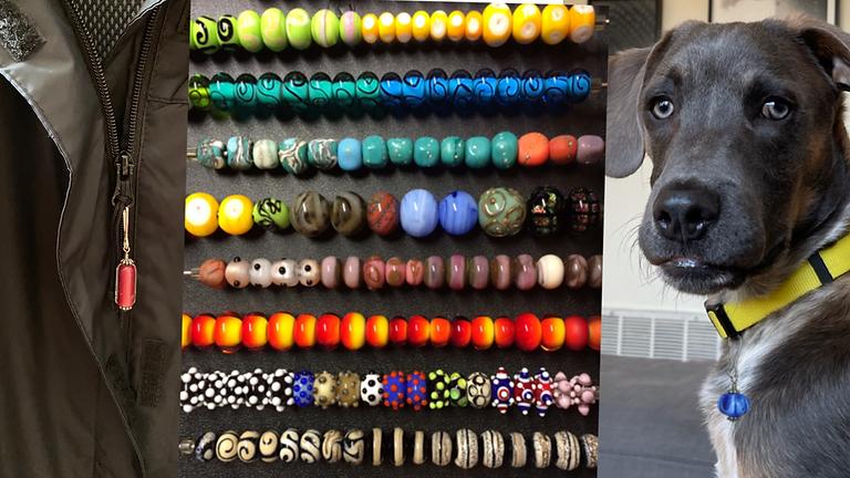 Making Pet Jewelry or Zipper Pull
