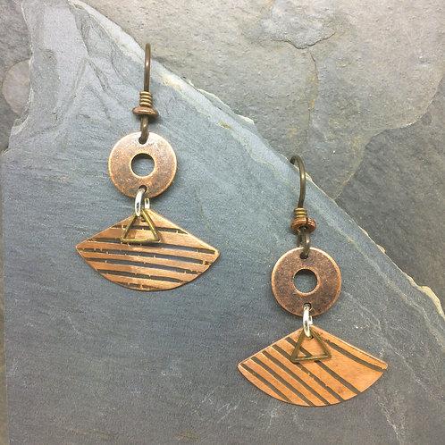 Topo Earrings #2636