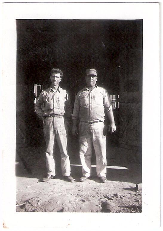 Sebastian and his dad Vito Sr.