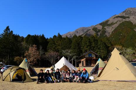 【TCC日記】新年キャンプ