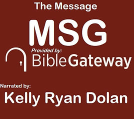 bible gateway logo MSG kelly ryan dolan.