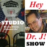 "Church Witout Walls Studio featurig the ""Hey Dr. J!"" Show"
