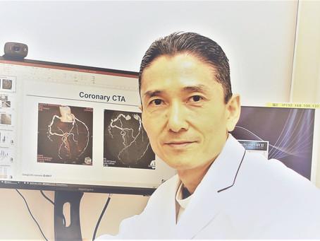 コレステロール値が気になる方へ、寺島先生よりメッセージです。今回は「頸動脈エコー」検査についてのお話です。