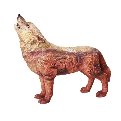 Wolf Spirit Collection - Grand Canyon Wolf