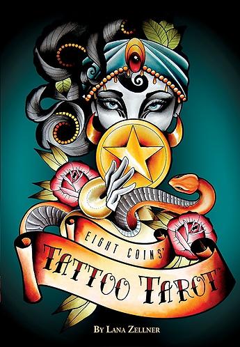 Eight Coins' Tattoo Tarot