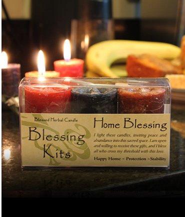 Home Blessing Blessing Kit
