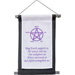 Small Pentagram Banner