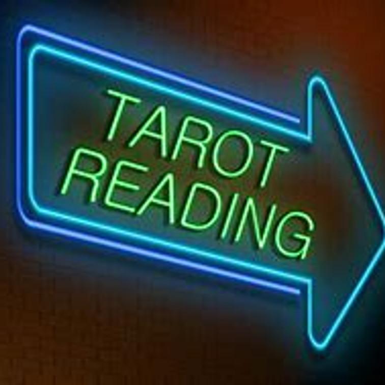 Tarot Readings by Luke Bonecutter
