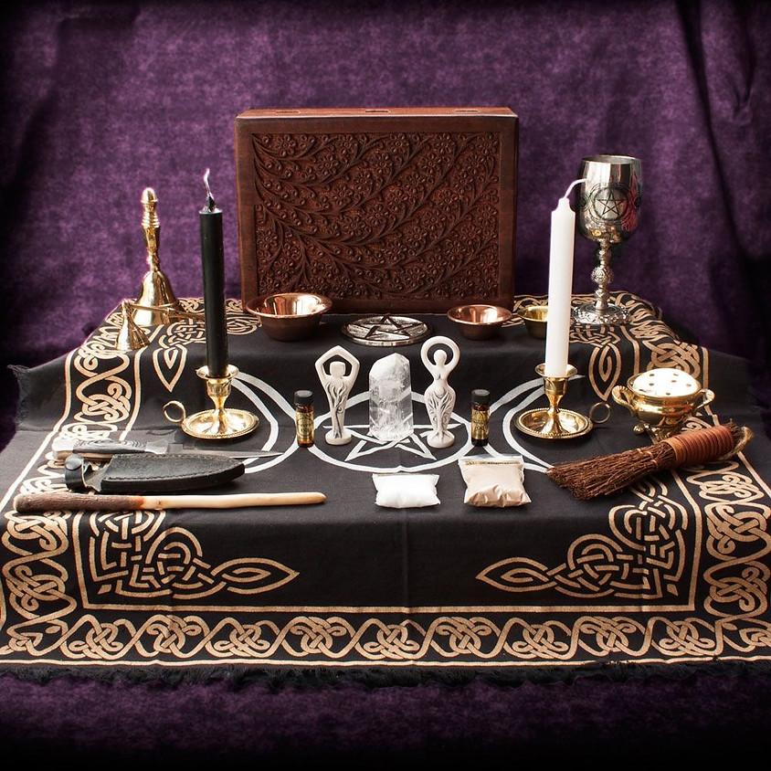 Build An Altar